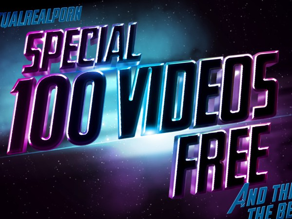 Special 100 Videos - Hot VirtualRealPorn Compilation