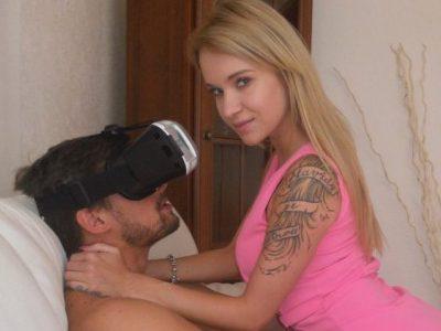 Angel Piaff - Cute Czech Girl is Back for VR Sex