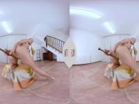 Ivana Sugar Solo Fun - Ukrainian Blonde VR Show VirtualTaboo vr porn video vrporn.com virtual reality