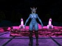 World Of Windrunner - WOW Night Elf Female VR Porn OPT CGIGirl vr porn game vrporn.com