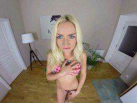 Victoria Puppy Casting - VR Solo Porno czechvr vr porn video vrporn.com