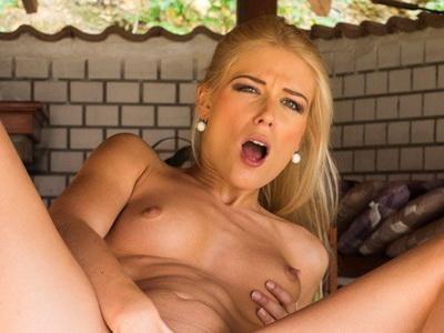 Sweet Cat Hardcore - Blonde Czech Babe Porno