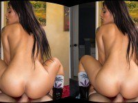 The Repair Man - Petite Latina VR Anal XXX WANKZVR Holly Hendrix VR porn video vrporn.com