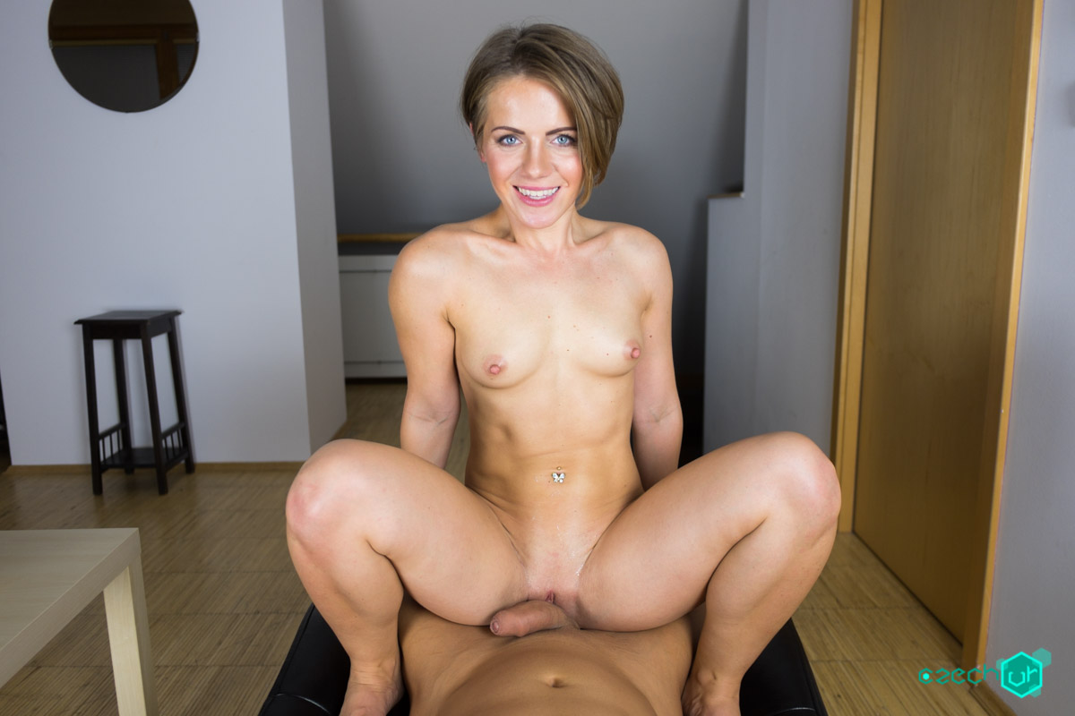 Excellent,...very sexy czech blowjob