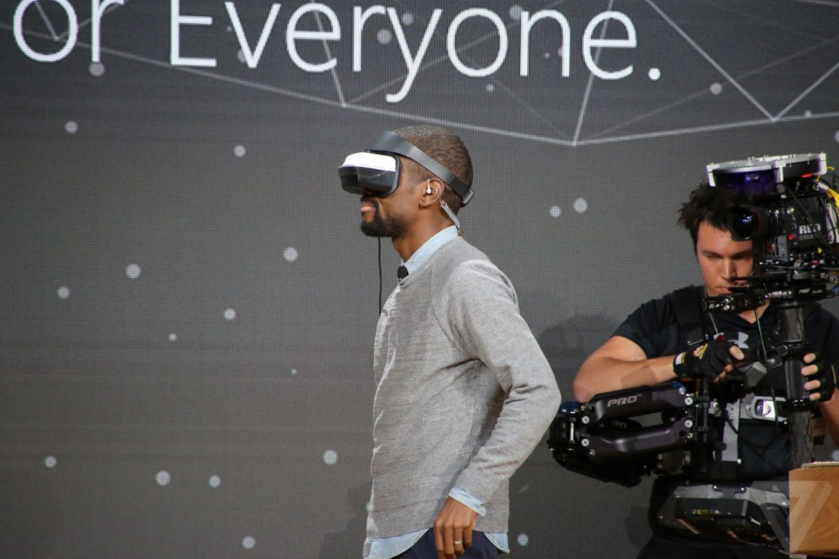 Microsoft Announces $299 VR Headsets for Windows 10 The Verge VR Porn Blog virtual reality