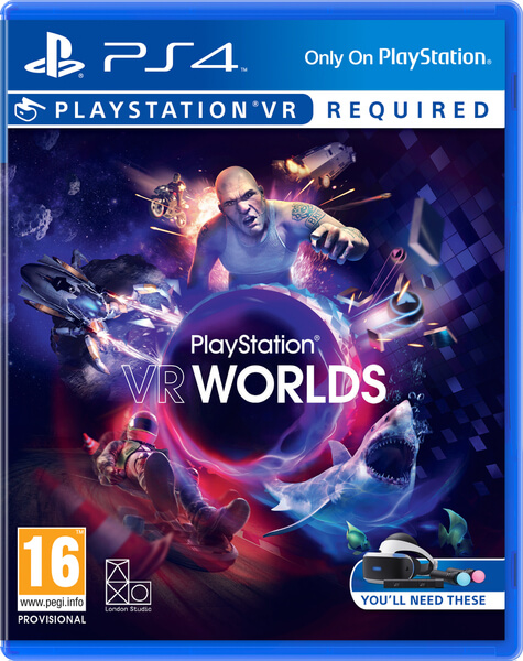 PlayStation VR Worlds – Not as Lame as it Seems By Speedried VR Porn Blog virtual reality