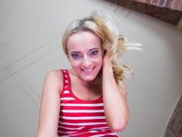 Emma Button Face Sitting czechvr Emma Button vr porn video vrporn.com virtual reality