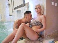 Wild And Hot SexbabesVR Azazie Skymm vr porn video vrporn.com virtual reality
