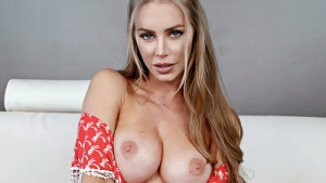 Nicole Aniston In Hooking Up With The Cable Guy Nicole Aniston Ryan Mclane NaughtyAmericaVR vr porn video vrporn.com virtual reality