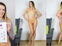 Samantha Joons Casting Czech vr Samantha Joons vr porn video vrporn.com virtual reality