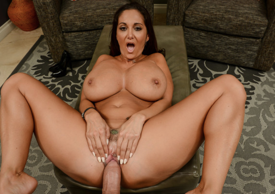 huge titted latina anal
