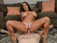 Ava Addams, Preston Parker My Friend's Hot Mom NaughtyAmericaVR Ava Addams vr porn video vrporn.com virtual reality