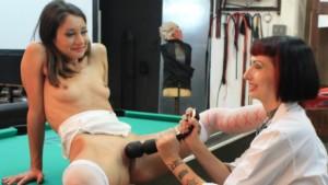 First-Sex Kit Meet The Nurse VirtualPorn360 Mistress Minerva, Valentina Bianco vr porn video vrporn.com virtual reality