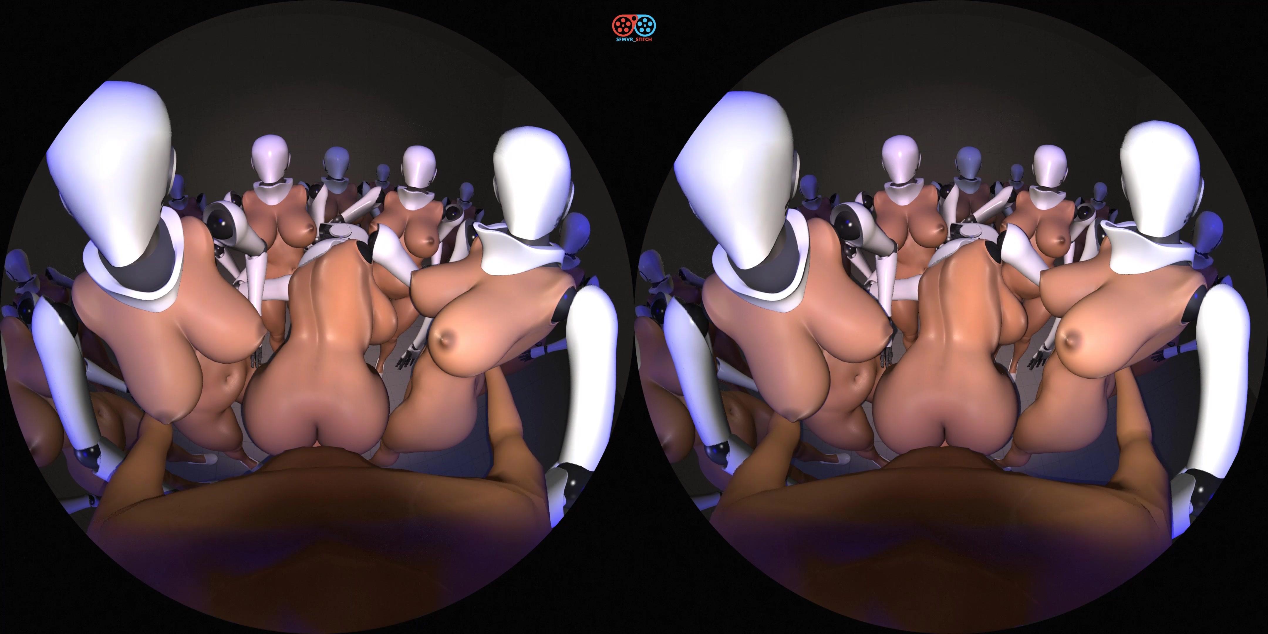 Hentai sex game meeting with big boobs teacher - 1 part 9