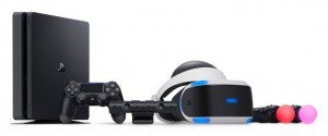 The PlayStation VR is the middle ground and pretty much the best deal: for half the money you would spend on a new PC and the Oculus Rift and for a about $200 more than paying for a high-end Samsung smartphone and the Gear VR, you get a current-gen gaming machine which is capable of providing thousands of hours of high-quality entertainment (which, of course, includes VR porn too)! Image Source: Blog.us.playstation.com.
