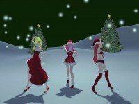 5 Days Of Christmas Thank You Scene Day 3 VRAnimeTed Hentaigirl vr porn video vrporn.com virtual reality