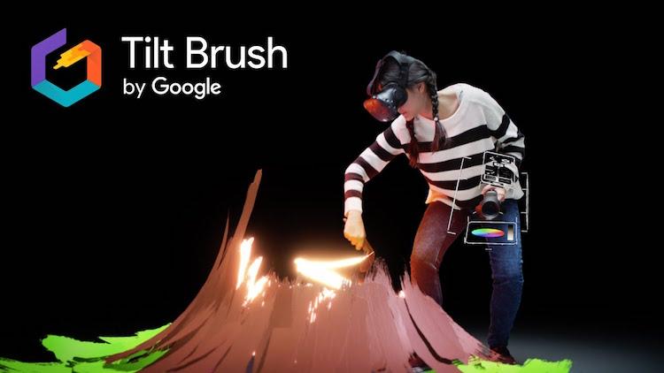 How Tilt Brush Got Its Name uploadvr.com vr porn blog virtual reality