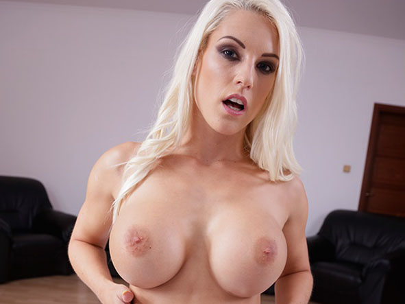 Hot babe virtual fuck