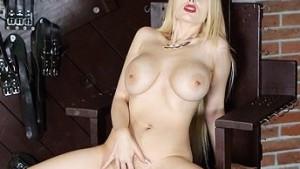 Busty Blonde Angel VirtualXPorn Angel Wicky vr porn video vrporn.com virtual reality