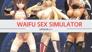 Stickied: Waifu Sex Simulator VR 2.1 Lewd FRAGGY Hentaigirl vr porn game vrporn.com virtual reality