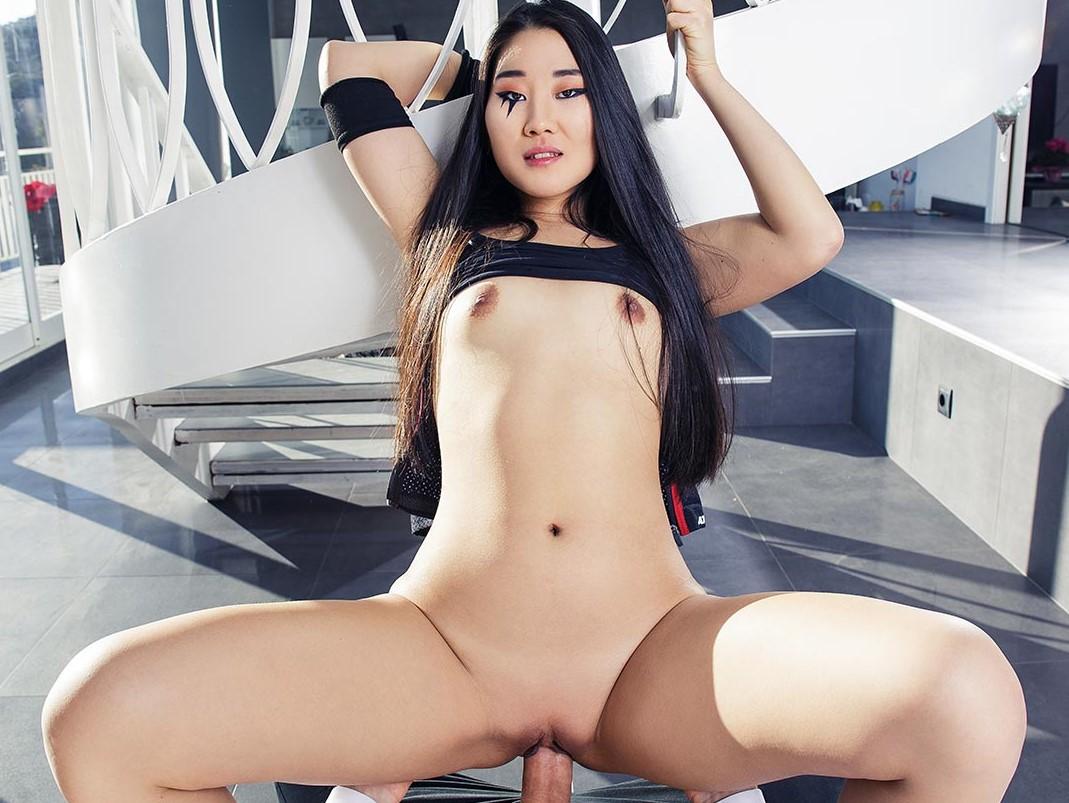 Chinese gathering fucking porn