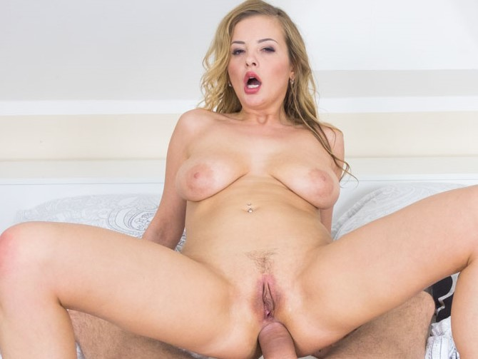 Candy alexa hardcore busty russian babe anal sex porn video