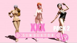 XXX SIMULATOR VR PACK 2! Spacebear7778 Hentaigirl VR Porn game vrporn.com virtual reality