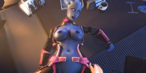 Morrigan's Advanced Training CGI Girl DarkDreams vr porn video vrporn.com virtual reality
