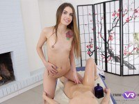 Japanese Style Massage TmwVRnet Elle Rose Nedda vr porn video vrporn.com virtual reality