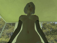 Premium POV Singles: 2B Preview (Nier:Automata) VRAnimeTed HentaiGirl vr porn game vrporn.com virtual reality