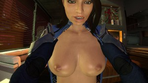 Ashley Is a Slut FantasySFM CGI girl vr porn video vrporn.com virtual reality