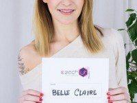 Belle Claire Casting Czechvr Belle Claire vr porn video vrporn.com virtual reality