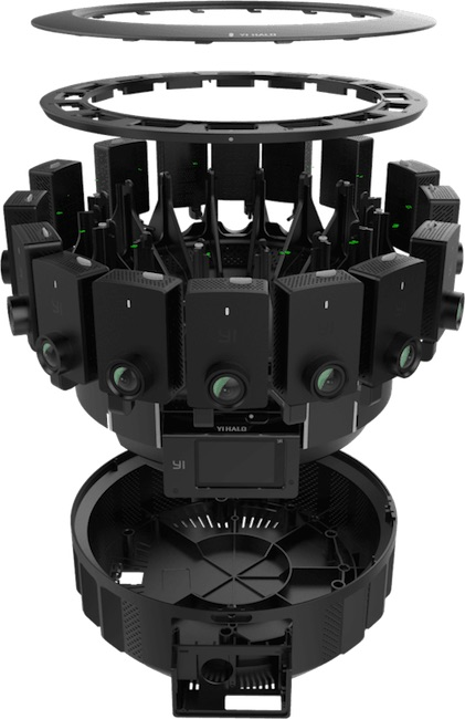 Google's Jump VR Cameras To Bring More Immersive VR Content On Board yitechnologies vr blog virtual reality