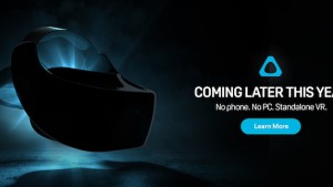 Brace Yourself, Google's Standalone VR Headsets Coming Ahead This Year HTC vr blog virtual reality