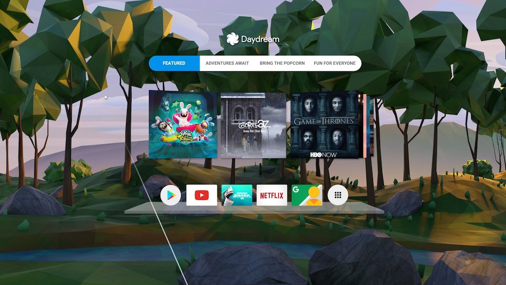 Google's Daydream 2.0 Euphrates Update To Get Several Features to Its Mobile VR Headset google blog vr blog virtual reality