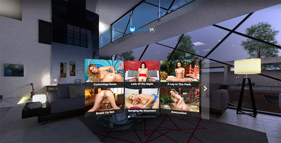badoinkvr sets out to make browsing better with new theater mode vr porn blog virtual reality
