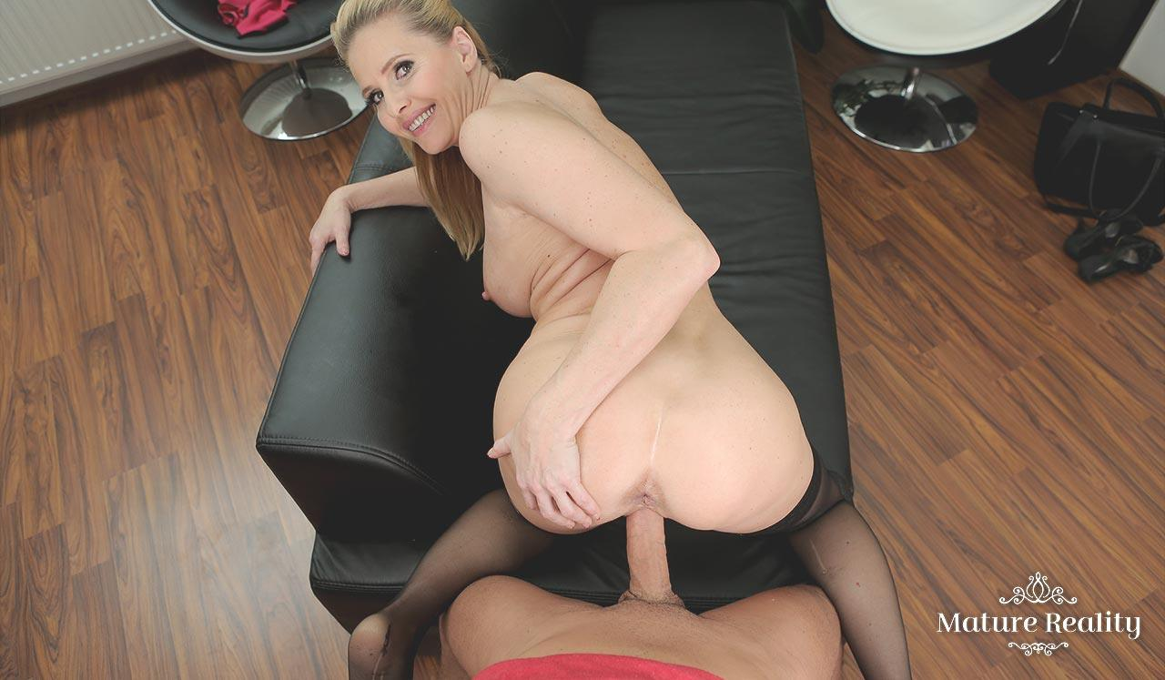 Porn style mrs