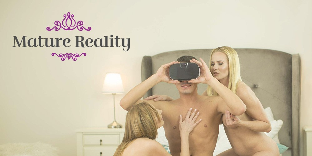 new vr milf site launches mature reality vr porn blog virtual reality