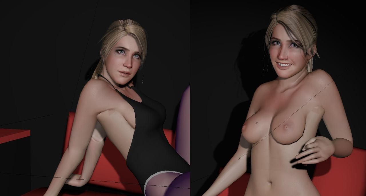 video game girls porn