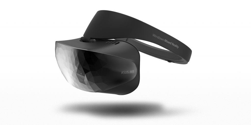 microsoft releases first glimpses of the asus and dell mixed reality headsets asus dell vr blog virtual reality