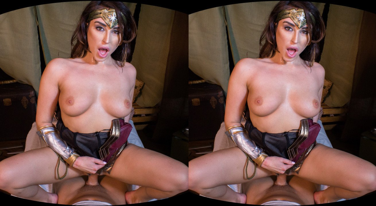 wonder woman porn tube