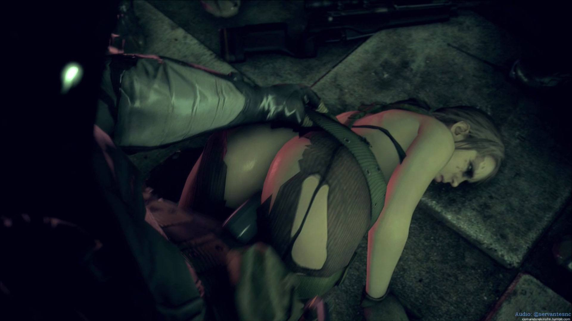 quiet needs to work on her stealth - vr porn video - vrporn