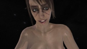 MGS Quiet Cowgirl CGI Girl FantasySFM vr porn video vrporn.com virtual reality