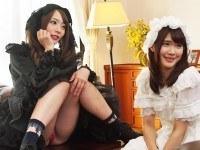 High Class Of Maid Service JVRPorn Mashiro Airi Suzumiya Kotone vr porn video vrporn.com virtual reality