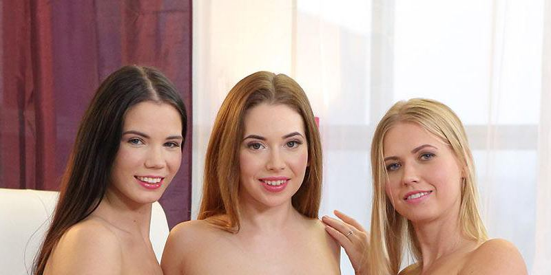 vr porn threesome reviews the all lesbian affair realjamvr vr porn blog virtual reality