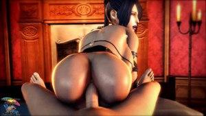 Lulu's Ass Just Won't Stop CGI Girl DarkDreams vr porn video vrporn.com virtual reality