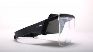 Meet the all new mira prism iPhone Based affordable ar headset
