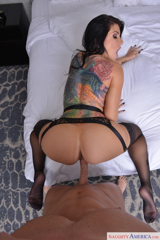 After anal sex ass