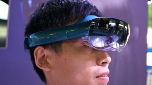 Lenovo's Cool New AR Headset'daystAR' Makes Its First Appearance engadget.com vr porn blog virtual reality