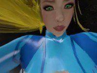 Samus Aran got ya CGI Girl FantasySFM vr porn video vrporn.com virtual reality